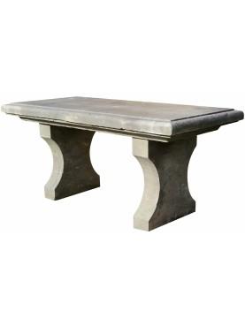 Panchina in pietra serena toscana