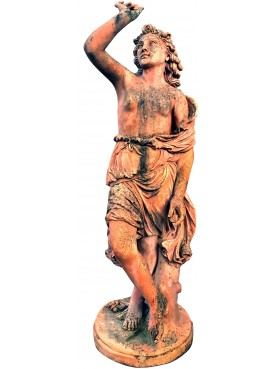 Ebe di Thorvaldsens copia in terracotta 1:1 statua