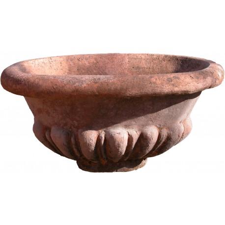 Terracotta vase from Impruneta