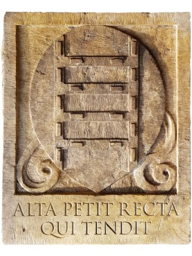 Angeli De Malavolti coat of arms from Siena