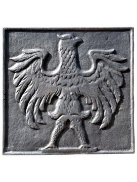 Lastra originale - Aquila imperiale