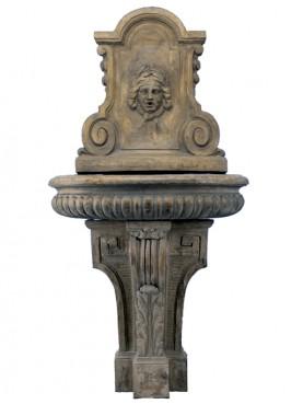 Fontana Napoleone III in terracotta