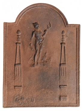 ancient original Fireback - PLAQUE DE CHEMINEE - CAST-IRON