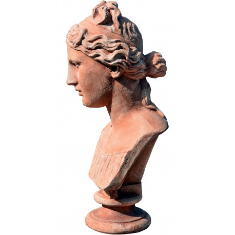 Ritratto ideale di donna Greca