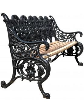 Coalbrookdale Company bench 1866, design number 104791
