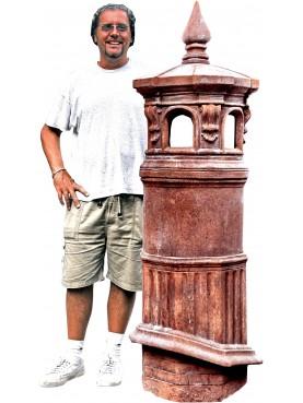 Comignolo lombardo in terracotta diam. 35 cm