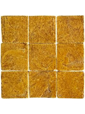 Piastrelle color Sahara denominate miele rustico