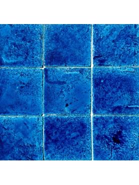 Piastrella Marocchina blu oltremare