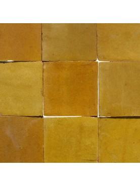 Piastrella Marocchina gialla