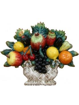 Cesto di frutta da muro piccolo