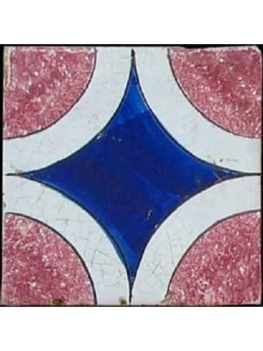 Piastrella di maiolica vietrese