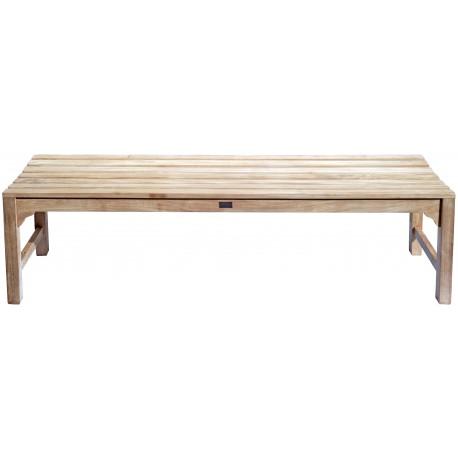 Panchina in teak - 170cm