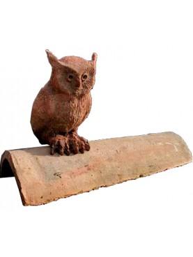Il Gufo sulla tegola antica