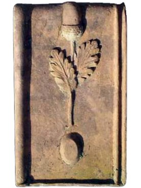 """Roof tile reproduction - Fournace """"La Quercia"""" Aulla Tuscany"""