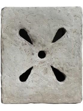 60x50cm Tombini in pietra di nostra produzione