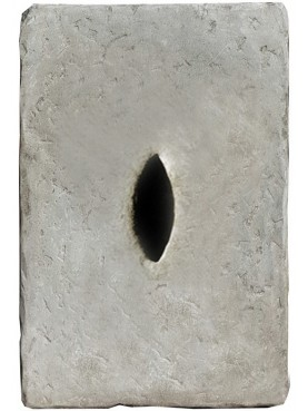 60x40cm Tombino caditoia in pietra serena