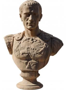 Giulio Cesare - copia di statua romana