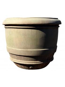 Conca globosa da Limoni Senese Ø52cm vaso terracotta