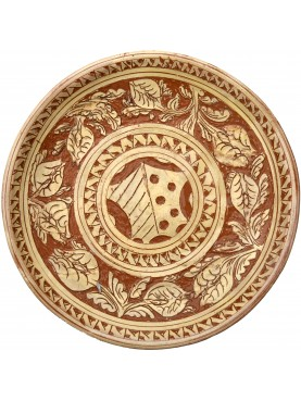 Bacini ceramici medioevali - Ispano moresco