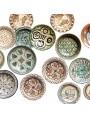 Bacini ceramici medioevali pisani - la pesca
