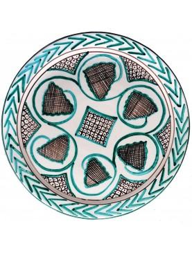 Bacini ceramici medioevali pisani