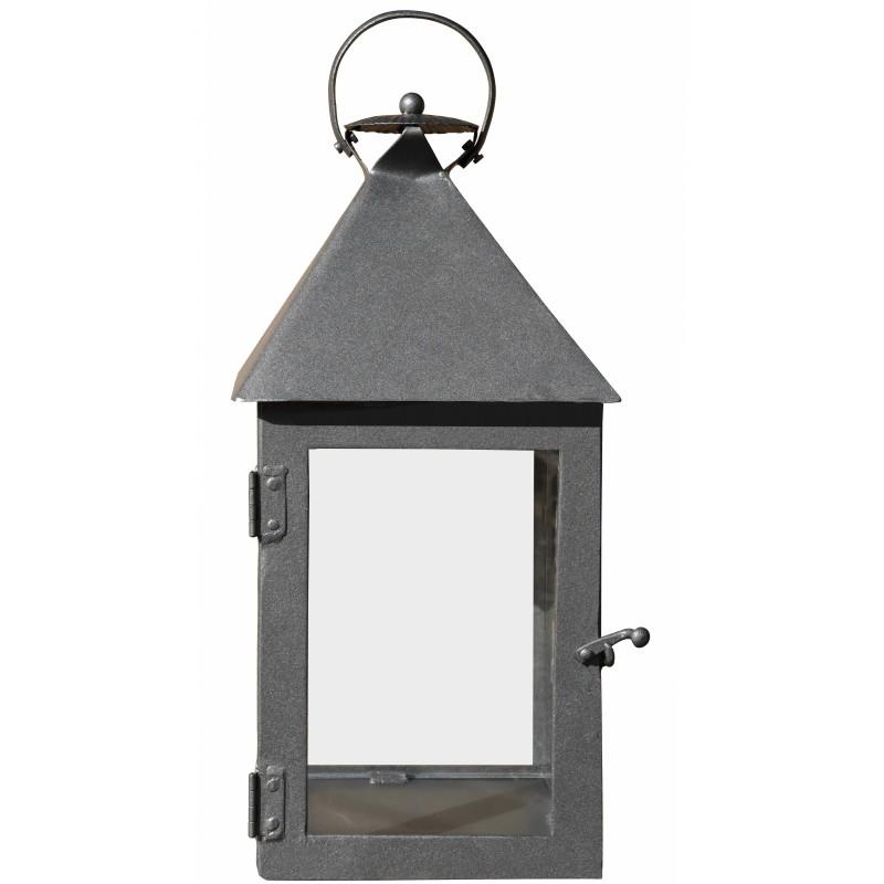 Minimalist Moroccan shape lantern produced in Italy by us - Recuperando