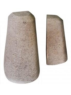 Paracarri in pietra - Terminini - nostra produzione