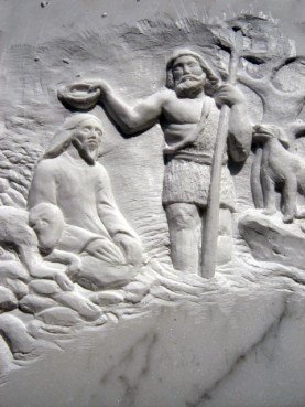 La Marginetta dell'antica cava di Bardiglio alla Cappella di Azzano