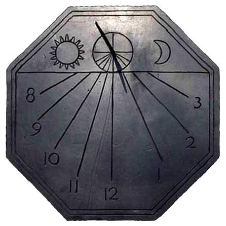 Sundial copy - ligurian slate