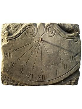 Lucca (Vorno) sundial - sand stone