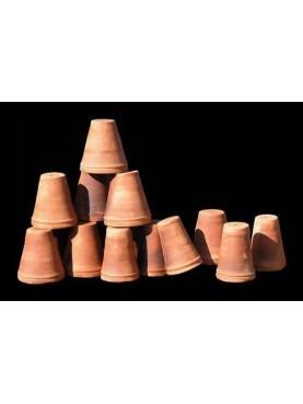 Riproduzione vasi da serra misura piccola