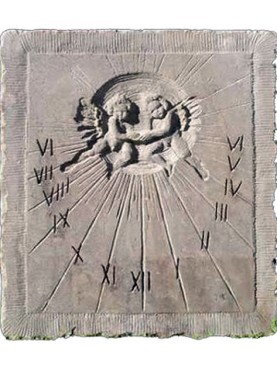 Stone Angels sundial