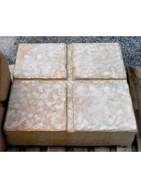 grande base per vasi toscani 60x60 cm
