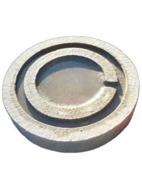 Portavasi per vasi da Limoni Ø40cm in pietra - anti-formiche