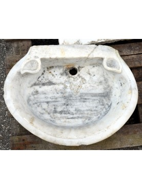 Ancient marble sink