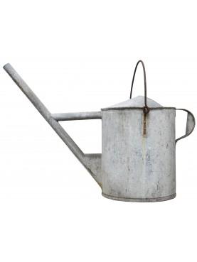annaffiatoio antico in zinco