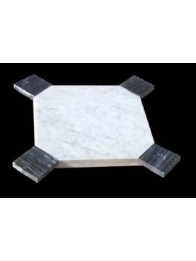 Floor with Octagonal Tiles