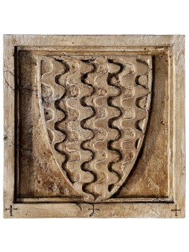 Allerani's coat of arms from Siena