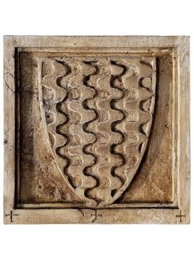 Armi degli Allerani di Buonconvento (Siena)