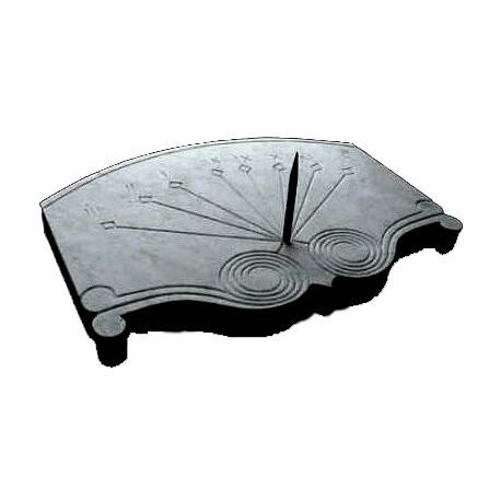 Meridiana di Vorno in marmo