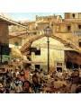 Telemaco Signorini, the Sant'Ambrogio market in Florence (1883)