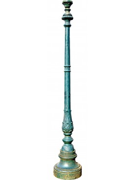 Italian ancient Cast iron column