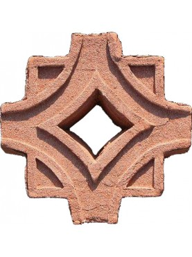 Barn terracotta Bricks from Emilia