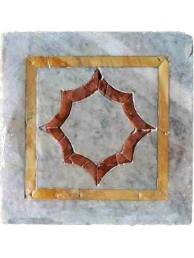 Reproduction ancient marble floor tile