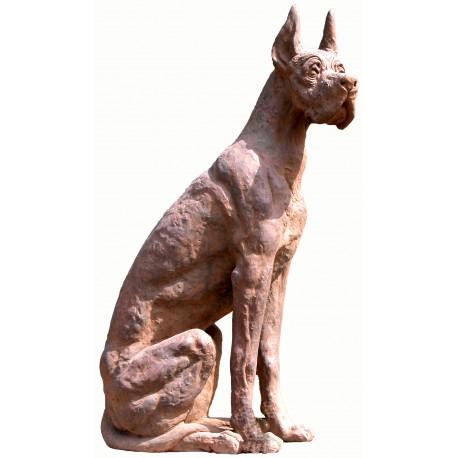 Terracotta Great Dane
