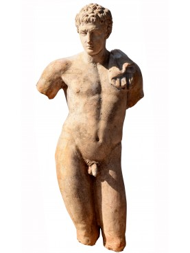Ermes of Andros - terracotta