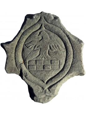 Stemma in pietra ARENARIA