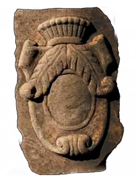 Coat of Arms anonymous sand-stone