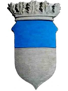 Stemma coronato in Pietra