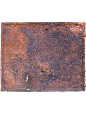 simple cast-iron ancient Fireback